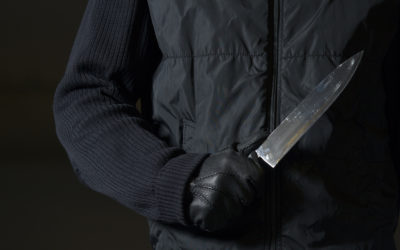 Control, Clear, & Counter Knife Defence